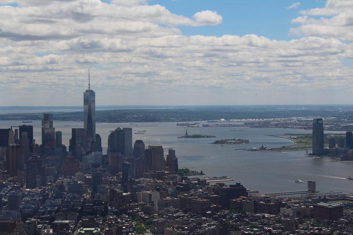 Planta 102 Empire State Building