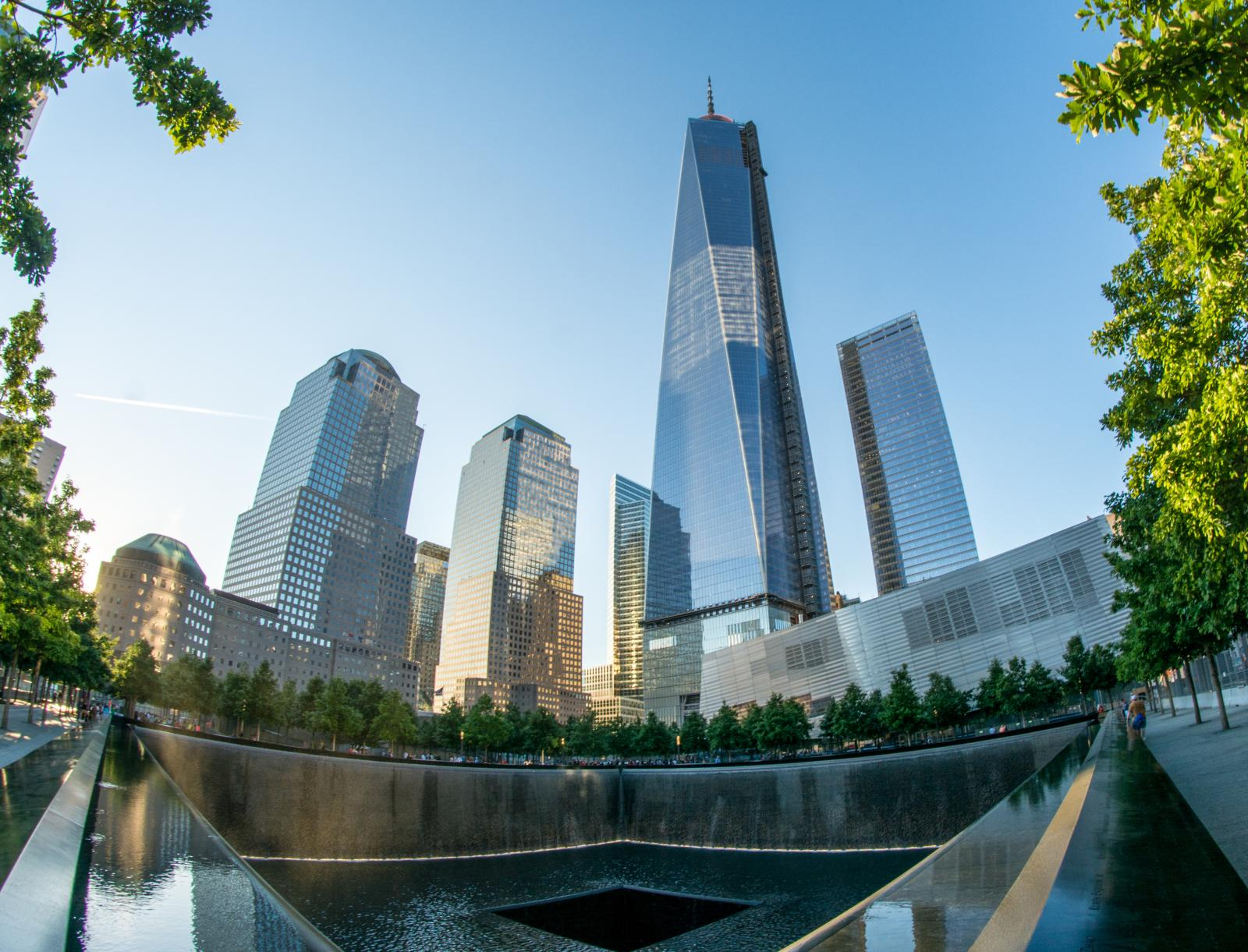 La Zona Cero de Nueva York y el One World Trade Center