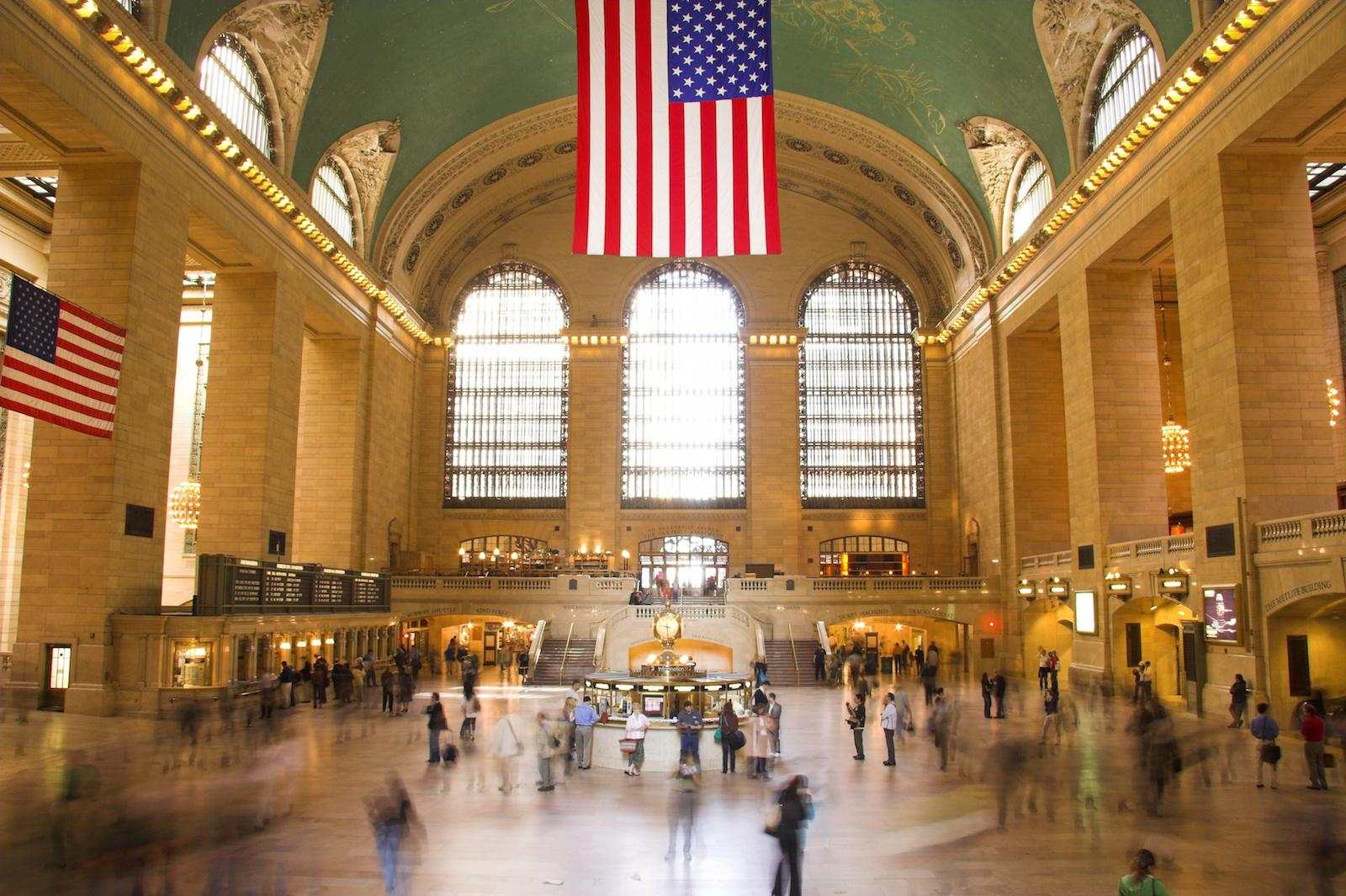 Cosas gratis en Nueva York: Grand Central Station