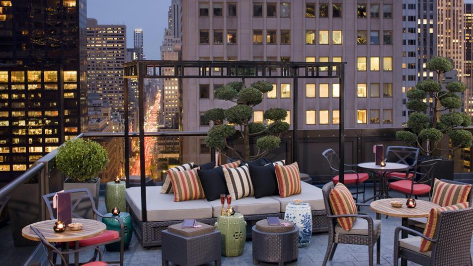 La mejor vista de Nueva York desde tu hotel