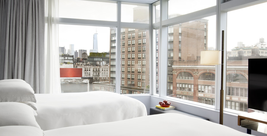 Hoteles con vistas Nueva York