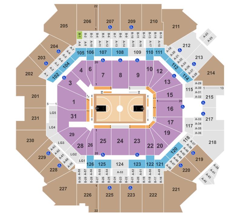 Estadio de los Nets en Brooklyn