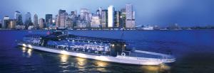Romántico crucero con cena en Nueva York: Bateaux