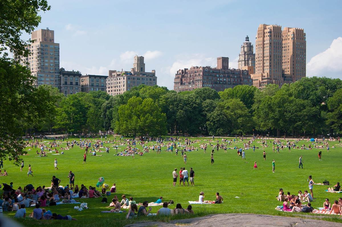 Atracciones Nueva York: Central Park