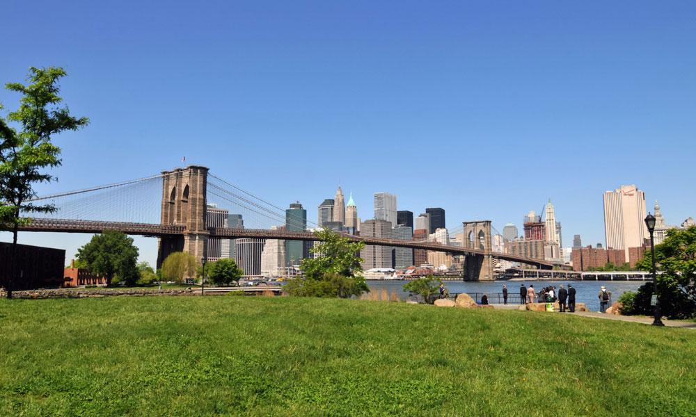 Cosas Gratis que hacer en Nueva York: Brooklyn Bridge Park