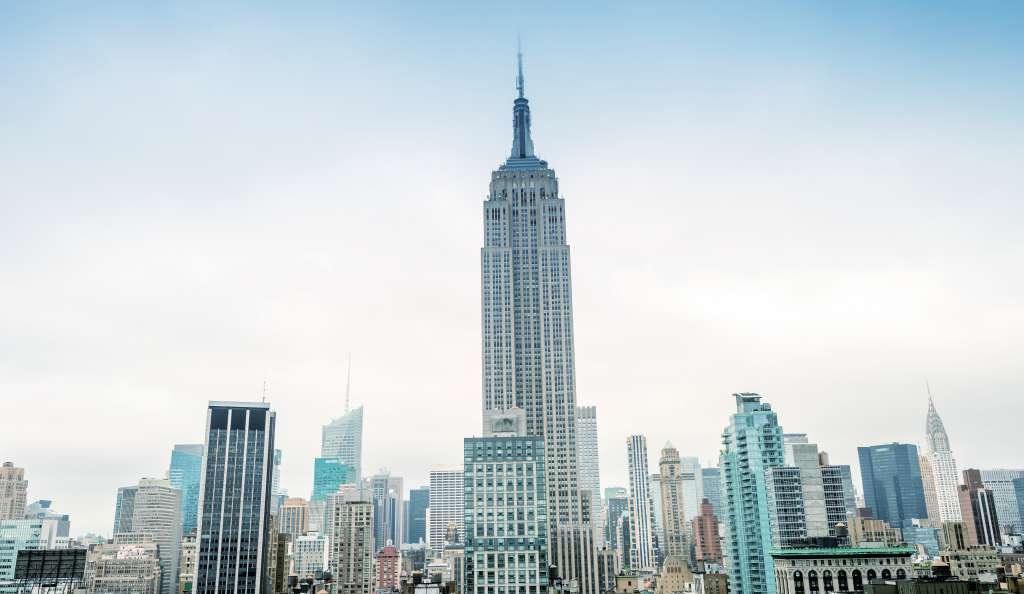 El edificio Empire State de Nueva York