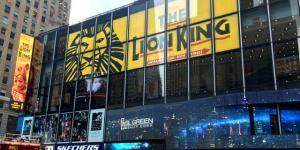 Musicales de Broadway tour
