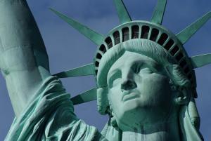 lopf der freiheitsstatue in new york