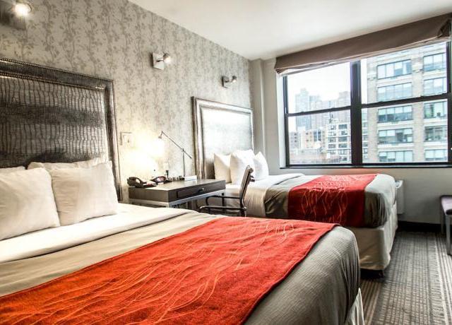 Hoteles en New York: baratos y céntricos