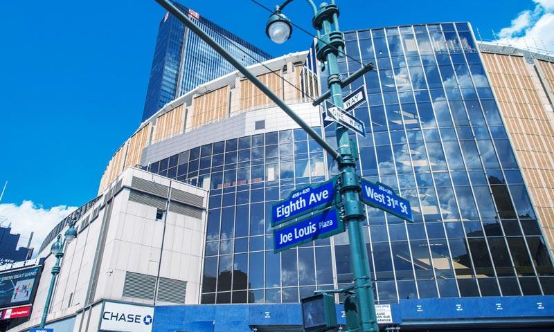 conciertos en nueva york: madishon square garden