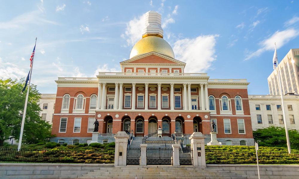 Das Massachusetts State House