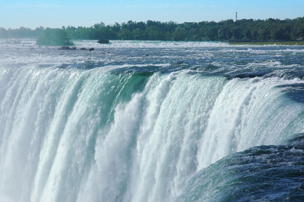 Excursión de un día de Nueva York a las Cataratas del Niagara en avión