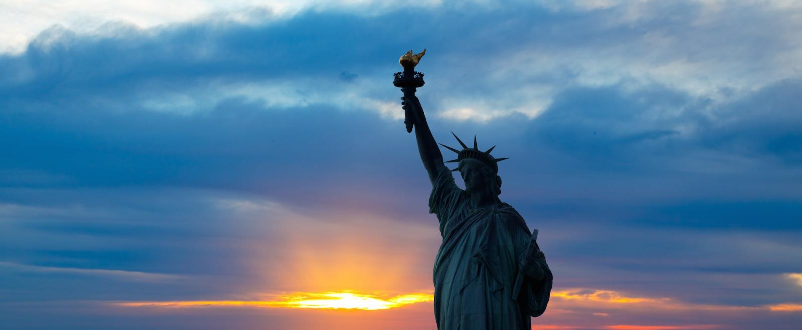 freiheitsstatue in new york