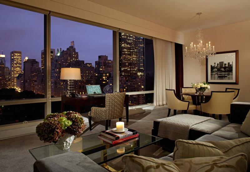 Los mejores hoteles con vistas de Nueva York