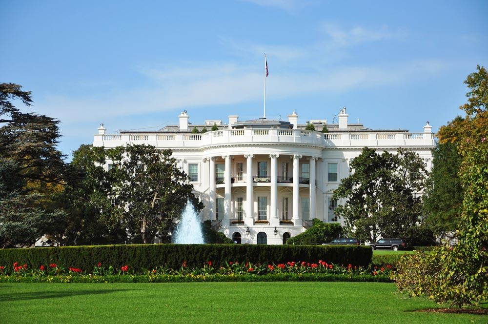 Visitar Washington desde Nueva York: La casa Blanca