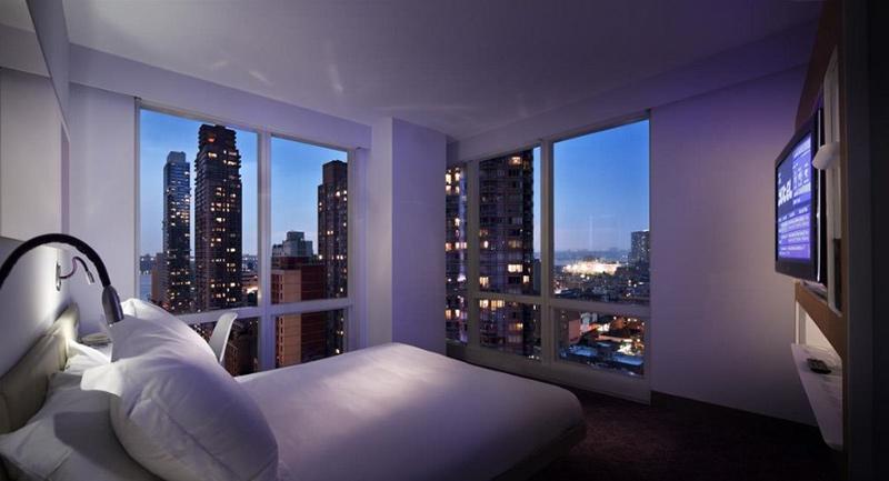 Hotel Yotel: las mejores vistas de Nueva York al mejor precio