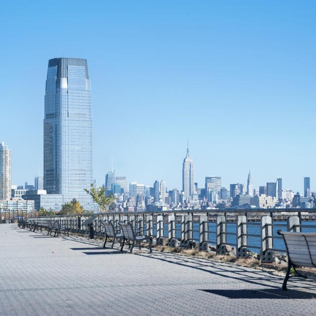 De Nueva Jersey a Nueva York