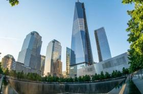 9/11 memorial am ground zero