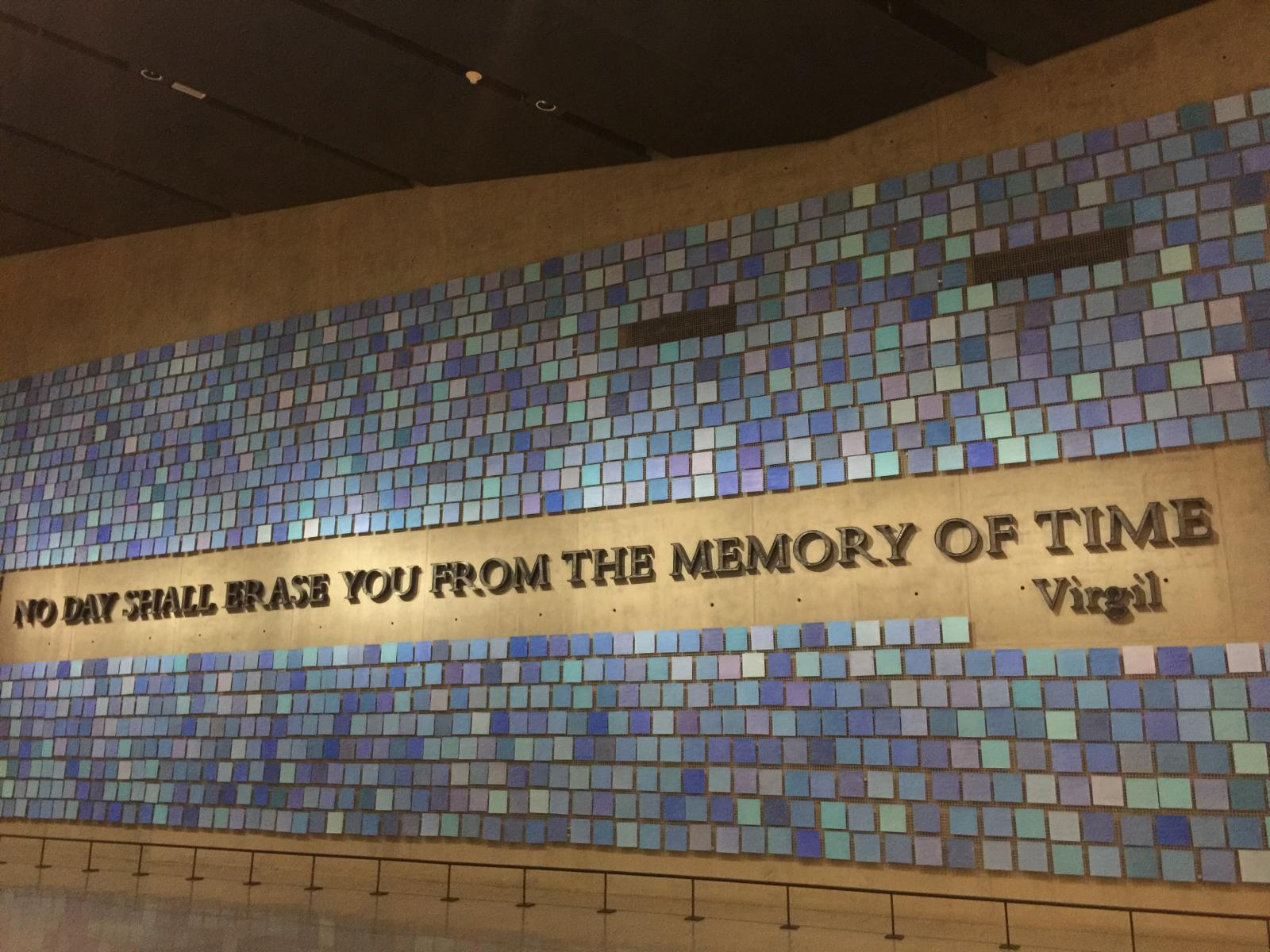Museo del 11 de septiembre, nueva york