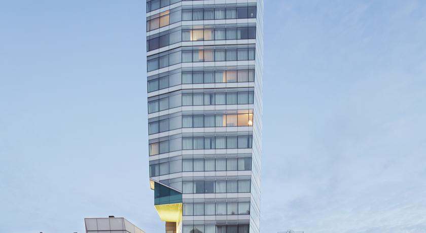 the standard east village hotel new york von aussen
