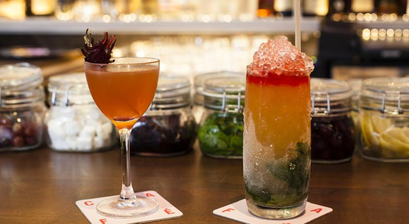cocktails im the standard east village hotel new york