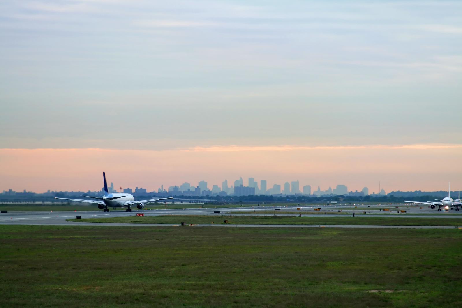 Traslados desde el aeropuerto a Nueva York