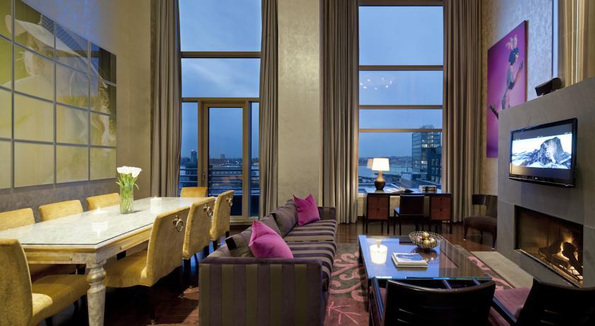 hotelzimmer im gansevoort hotel new york
