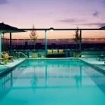 Gansevoort Hotel New York en el Meatpacking District