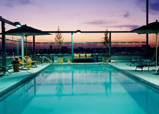 Gansevoort Hotel New York en el Meatpacking District
