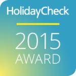 holidaycheck award 2015 logo