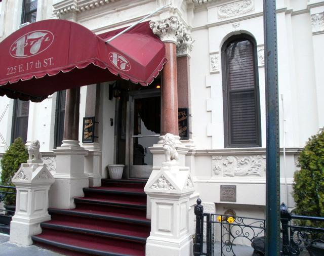 Hotel 17 en Nueva York