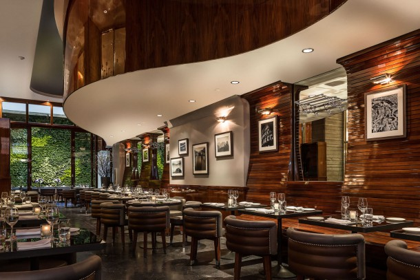 restaurant im hotel hugo new york