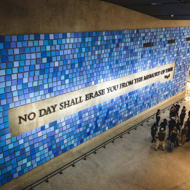 9/11 Memorial Museum, el museo del 11S en Nueva York