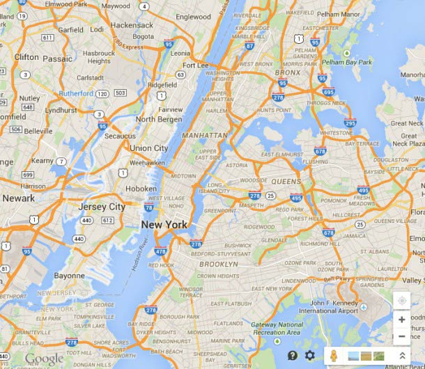 De Nueva Jersey A Nueva York El Nj Transit System
