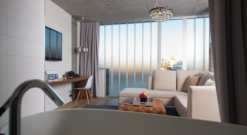 hotelzimmer im nolitan hotel new york