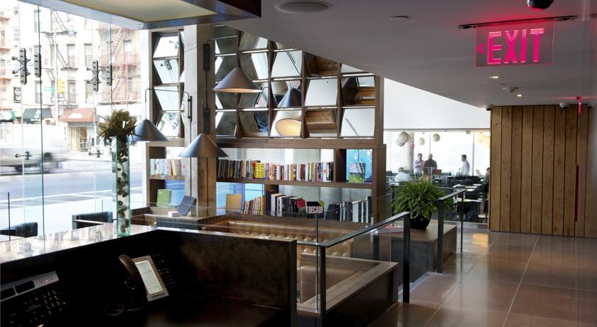 lobby im nolitan hotel new york