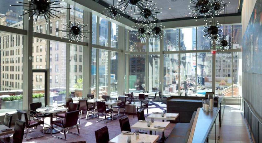 restaurant im hotel novotel times square new york