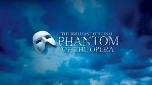 el fantasma de la opera en Broadway