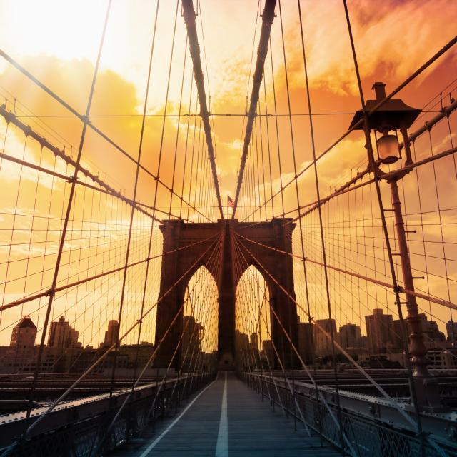 Puente de Brooklyn: Una de las atracciones estrellas de Nueva York
