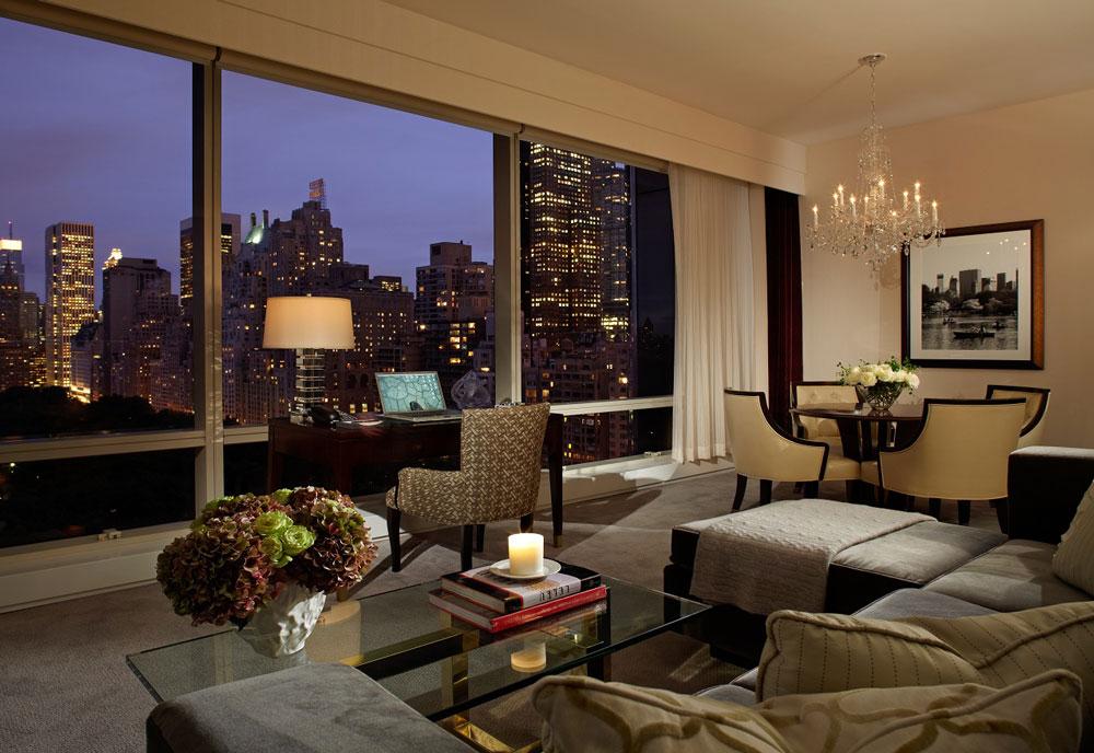 hotelzimmer im trump international hotel new york