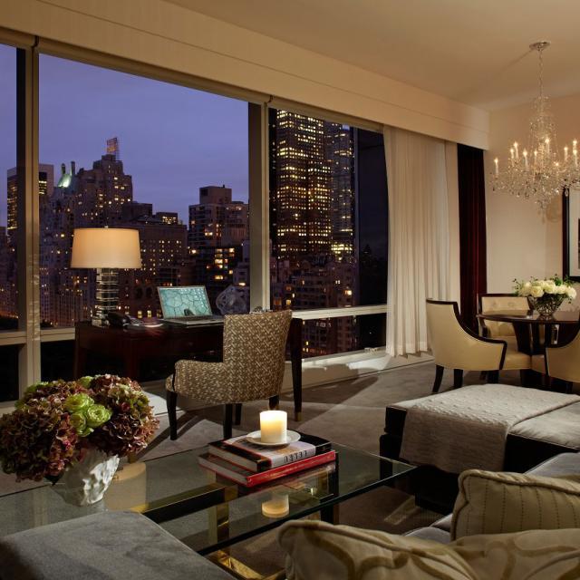 Trump International New York Hotel en Central Park