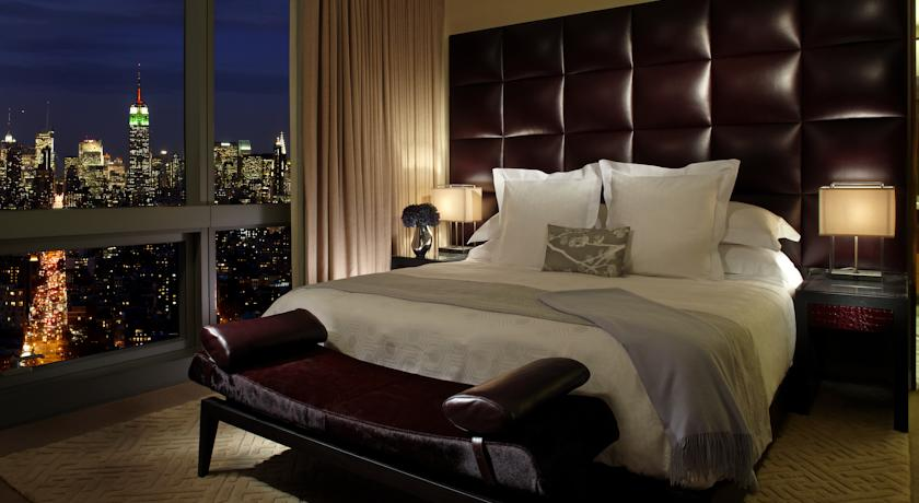 hotelzimmer im trump soho hotel new york