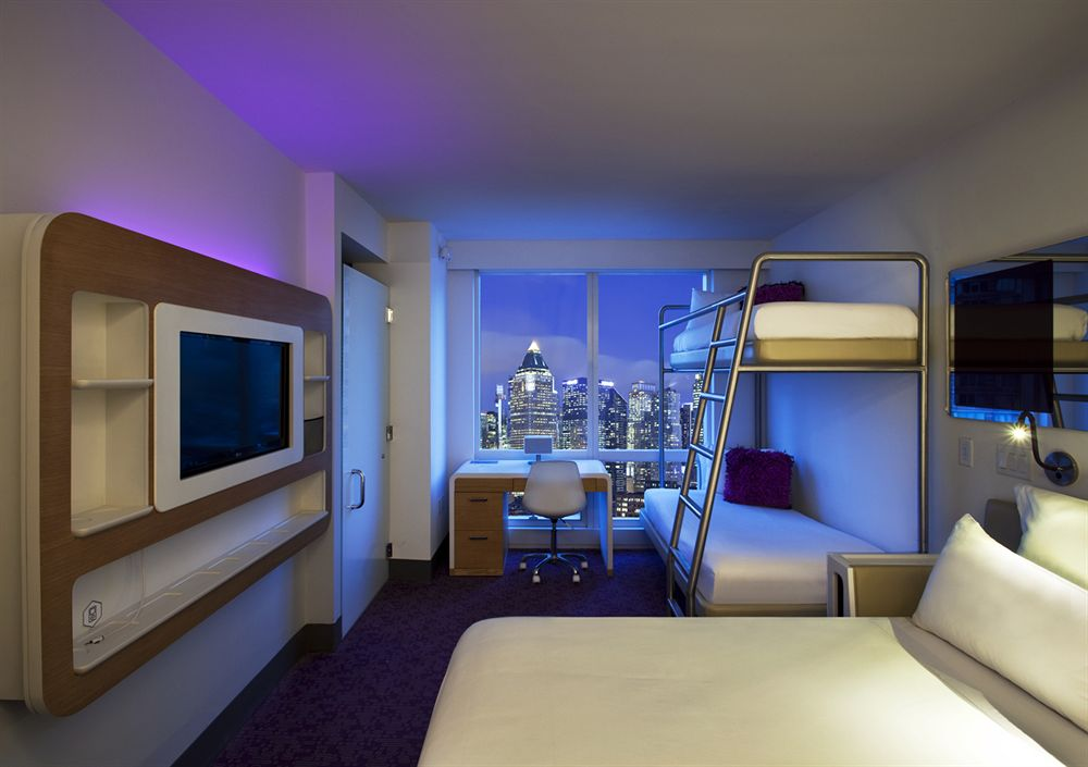 Hoteles Times Square: Yotel
