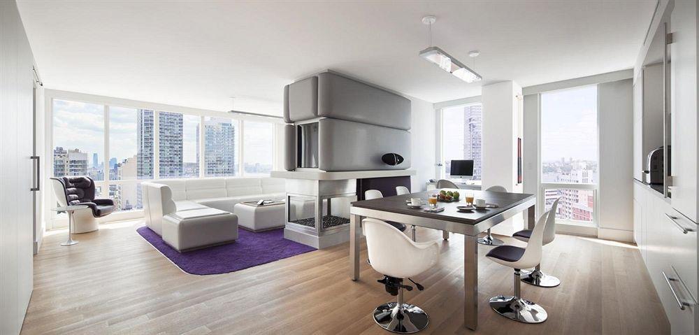 hotelzimmer im yotel hotel new york