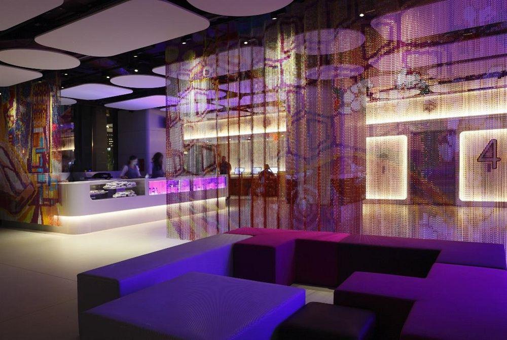 lobby im yotel hotel new york