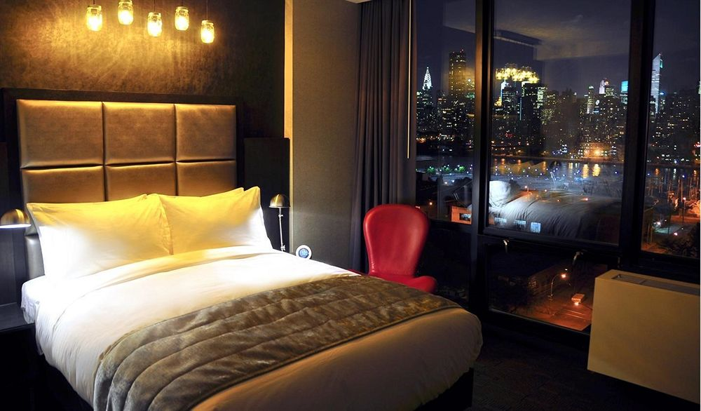 hotelzimmer im z-nyc hote new york