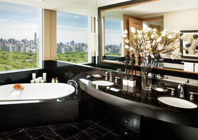 central park view zimmer im mandarin oriental hotel