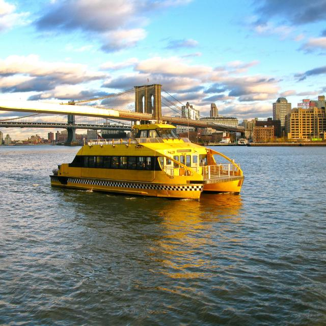 Tour en Water Taxi en Nueva York