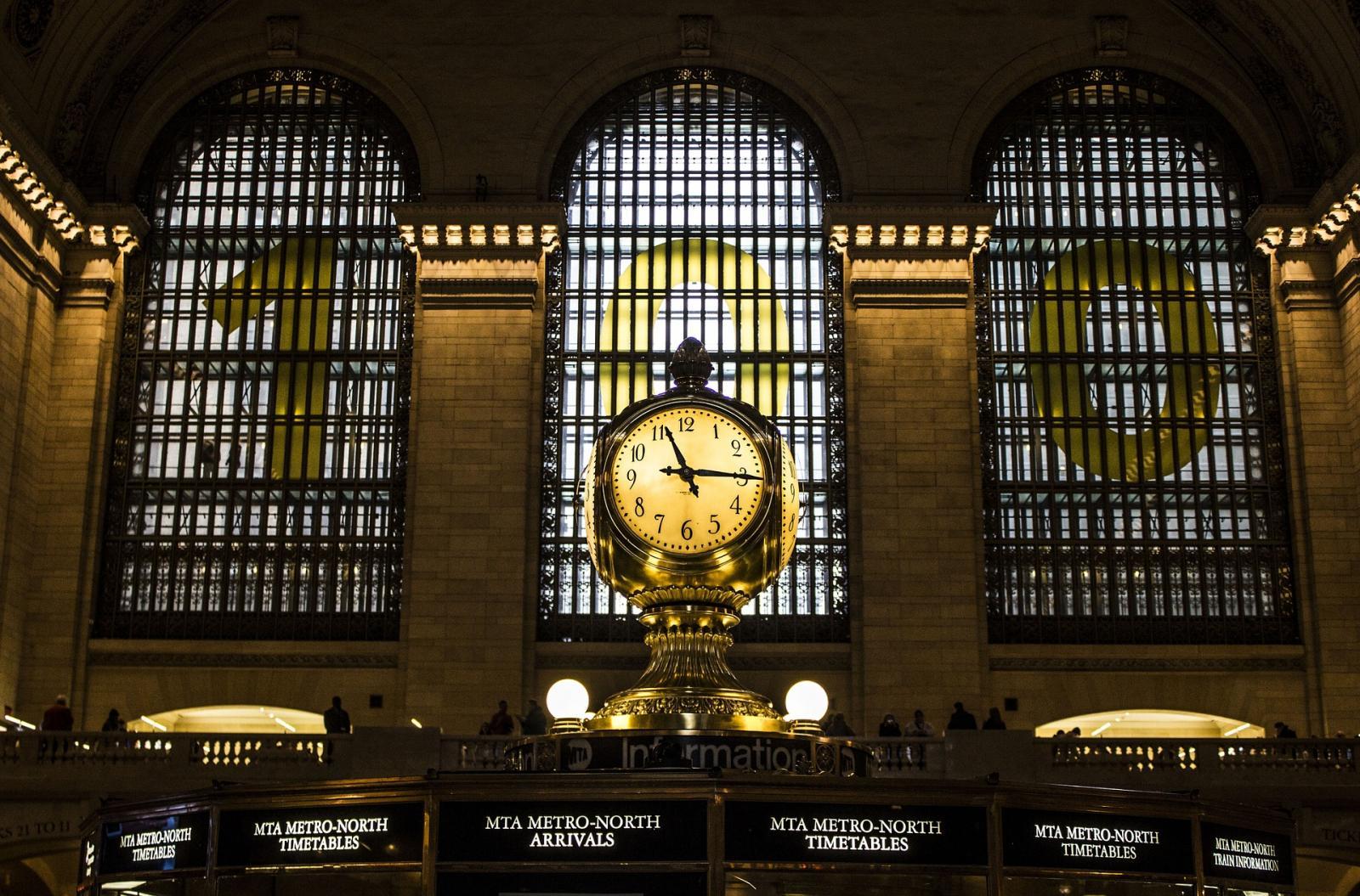 Grand Central Terminal Nueva York: centenario