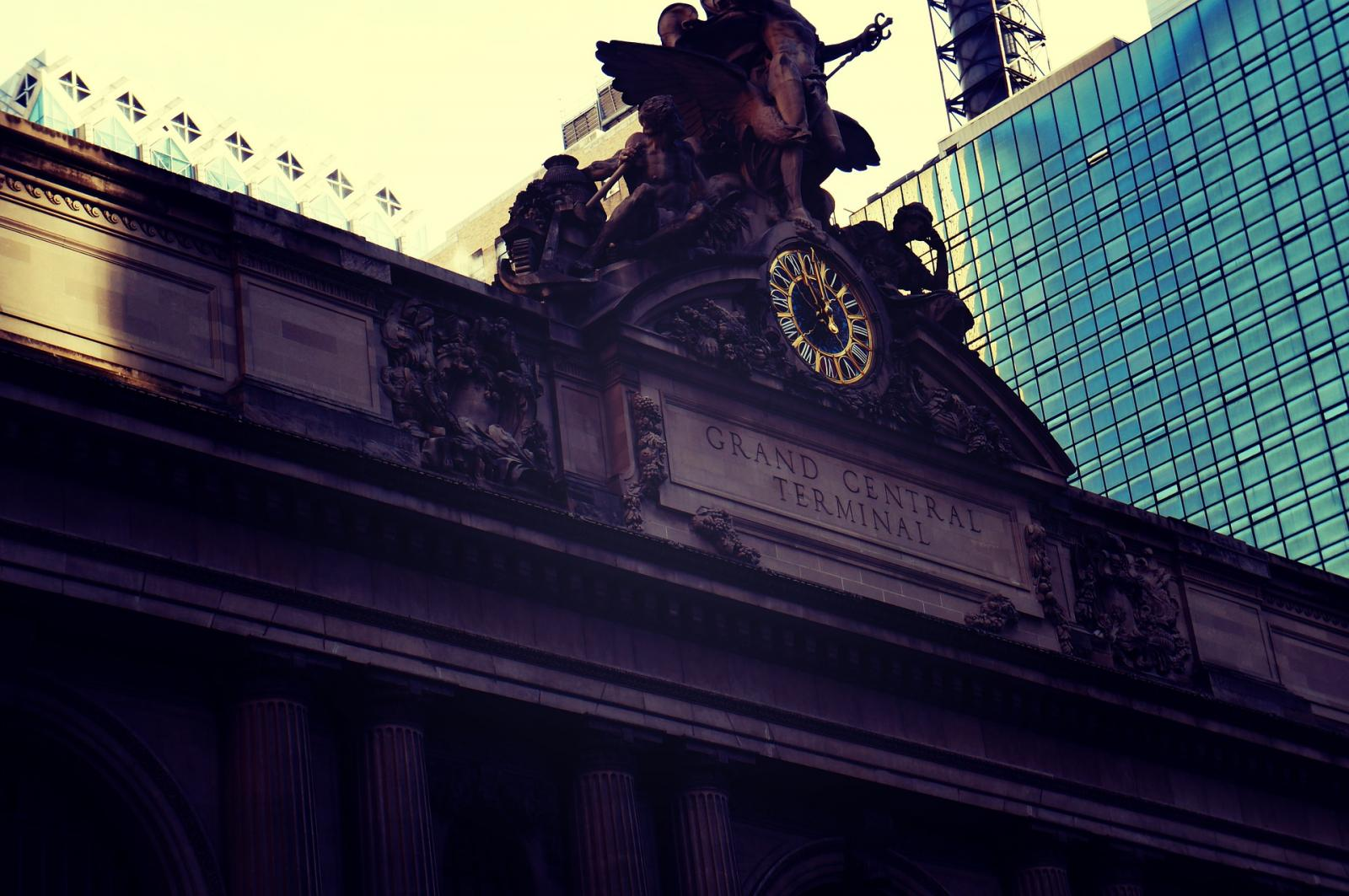 Gran Central Station de Nueva York